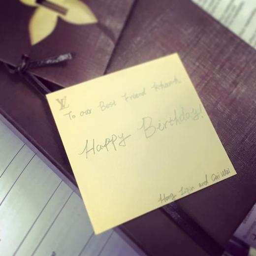 Ngân Khánh hạnh phúc đón sinh nhật đầu tiên nơi đất khách - Tin sao Viet - Tin tuc sao Viet - Scandal sao Viet - Tin tuc cua Sao - Tin cua Sao
