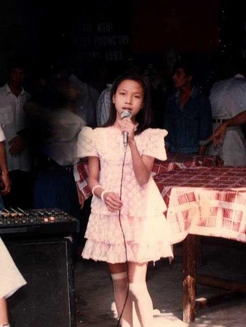 Cô bộc lộ niềm đam mê ca hát từ rất sớm. - Tin sao Viet - Tin tuc sao Viet - Scandal sao Viet - Tin tuc cua Sao - Tin cua Sao