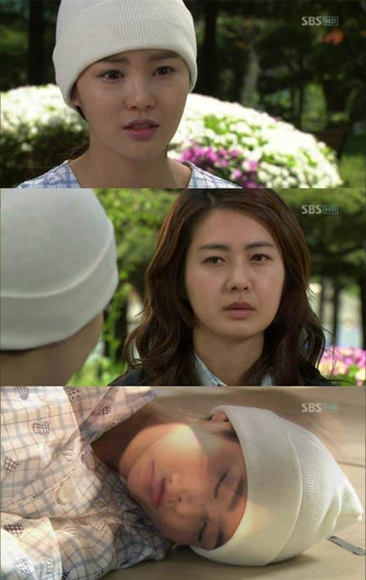 """""""Số của em là phải chết. Vì nếu em tỉnh lại mà không nhớ gì về quãng thời gian 49 ngày đó thì chắc chắn em sẽ tự tử vì sốc nếu biết Min Ho và In Jung lừa dối em. Số em là phải chết, không cách này thì là cách khác"""""""
