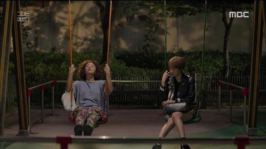 Ha Ri nhiều lần muốn nói ra sự thật với Hye Jin, nhưng vì quá yêu thương Sung Joon mà cô vẫn không thể mở lời