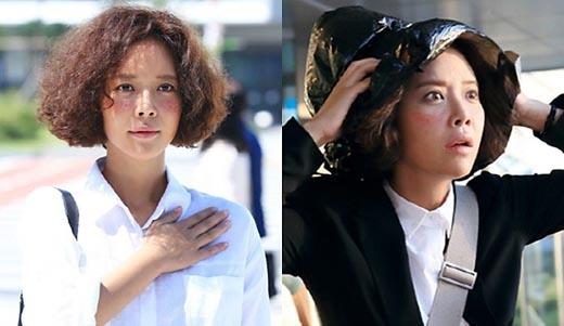 Hye Jin tự ti với nhan sắc của mình khi trưởng thành