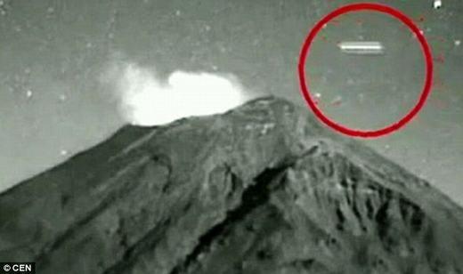 Mexico: Vật thể được cho là UFO liên tục xuất hiện gây hoang mang