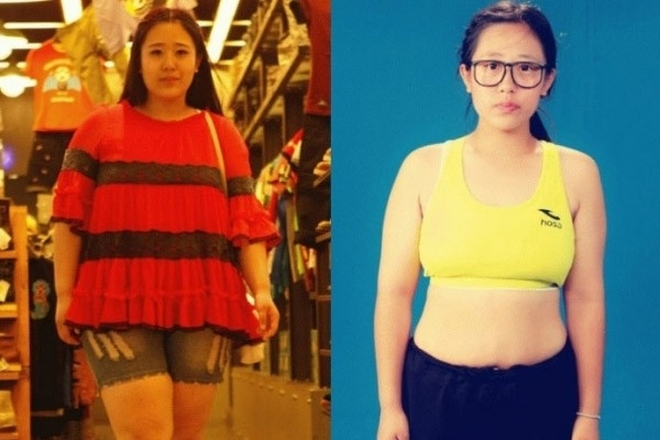 Bị người yêu bỏ rơi, cô gái giảm 35kg để trả thù