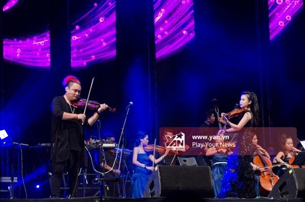 Maius Philharmonic gồm những nhạc công trẻ đầy tài năng và triển vọngcủa Việt Nam. - Tin sao Viet - Tin tuc sao Viet - Scandal sao Viet - Tin tuc cua Sao - Tin cua Sao