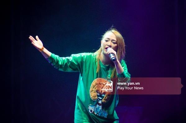 Hậu scandal The Voice, Kimmese xuất hiện với ca khúc Stronger. - Tin sao Viet - Tin tuc sao Viet - Scandal sao Viet - Tin tuc cua Sao - Tin cua Sao