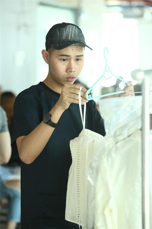 Nhà thiết kế Lâm Gia Khang