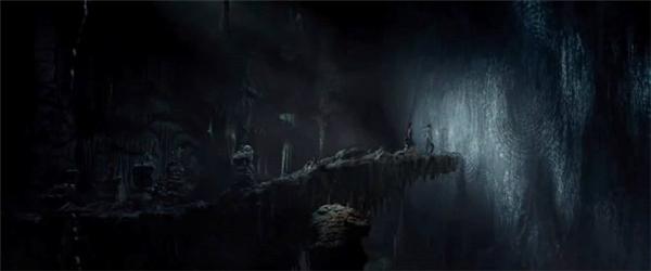 Cảnh trong hang Én.