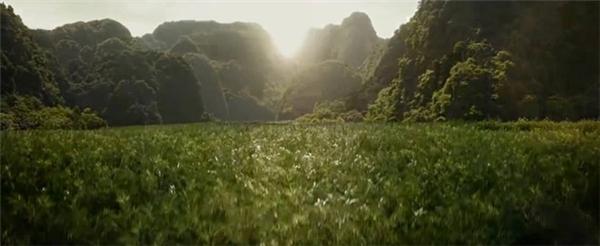 Cảnh quay ở Ninh Bình.