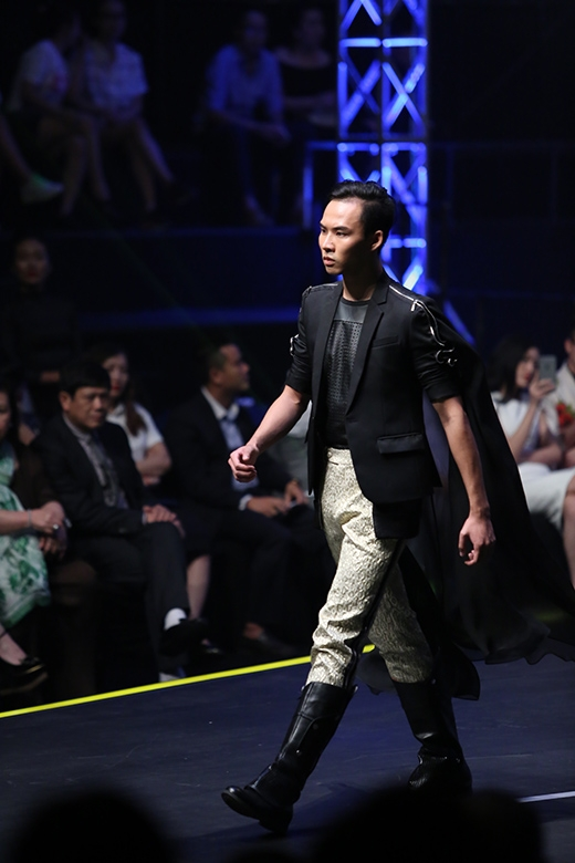 Hương Ly trở thành quán quân Vietnam's Next Top Model 2015