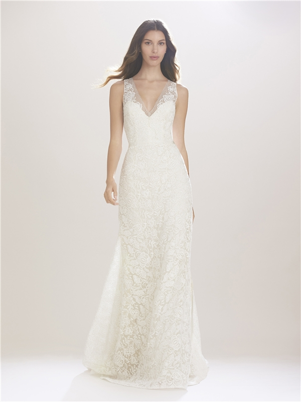 Ngẩn ngơ trước 12 thiết kế váy cưới trắng đẹp như mơ