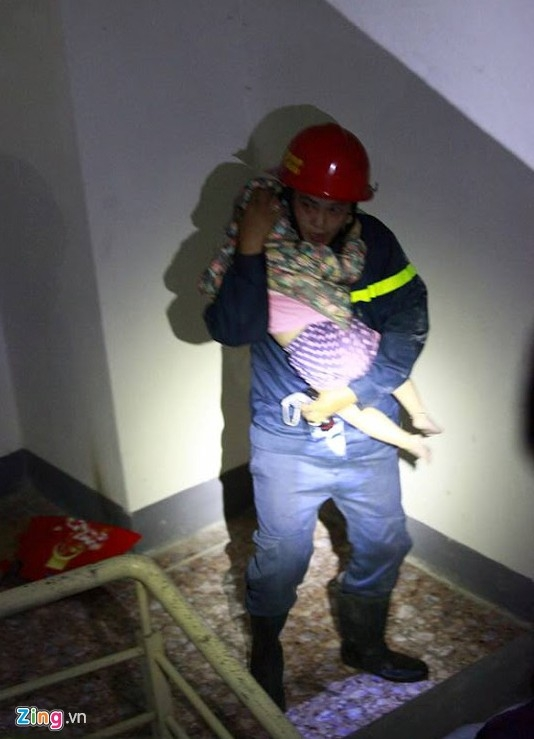 Hà Nội: Giá lạnh và trận hỏa hoạn Xa La khiến nhiều người điêu đứng