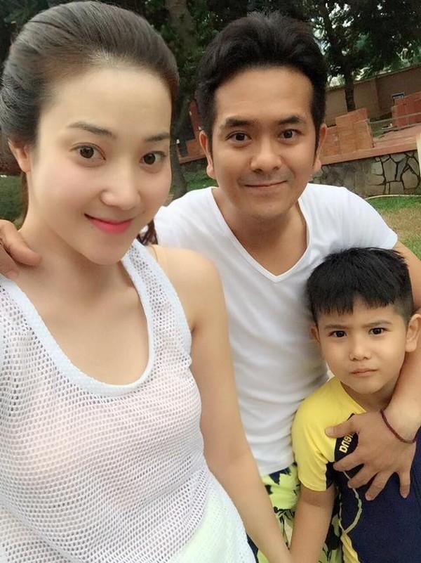 Hùng Thuận cùng vợ cũ và con trai đi du lịch. - Tin sao Viet - Tin tuc sao Viet - Scandal sao Viet - Tin tuc cua Sao - Tin cua Sao