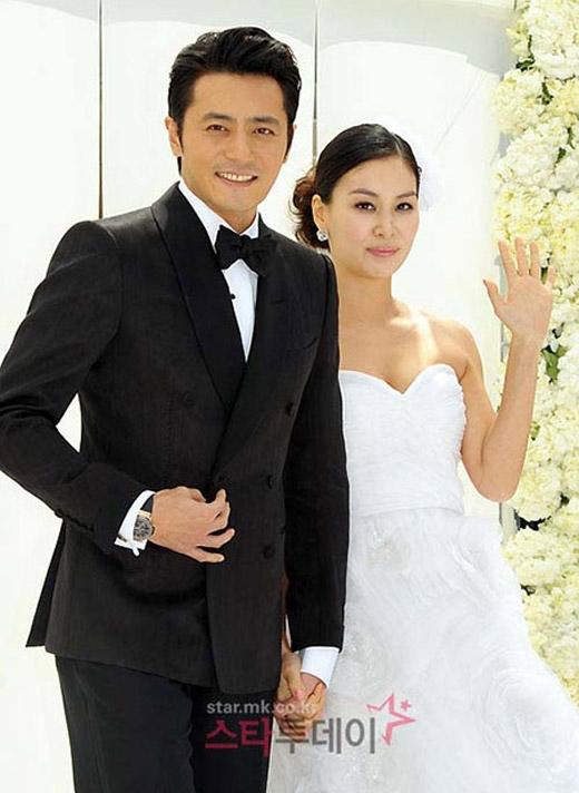 Jang Dong Gun và Go So Young là cặp đôi vàng của làng giải trí Hàn lẫn châu Á về ngoại hình, độ nổi tiếng lẫn giàu có.