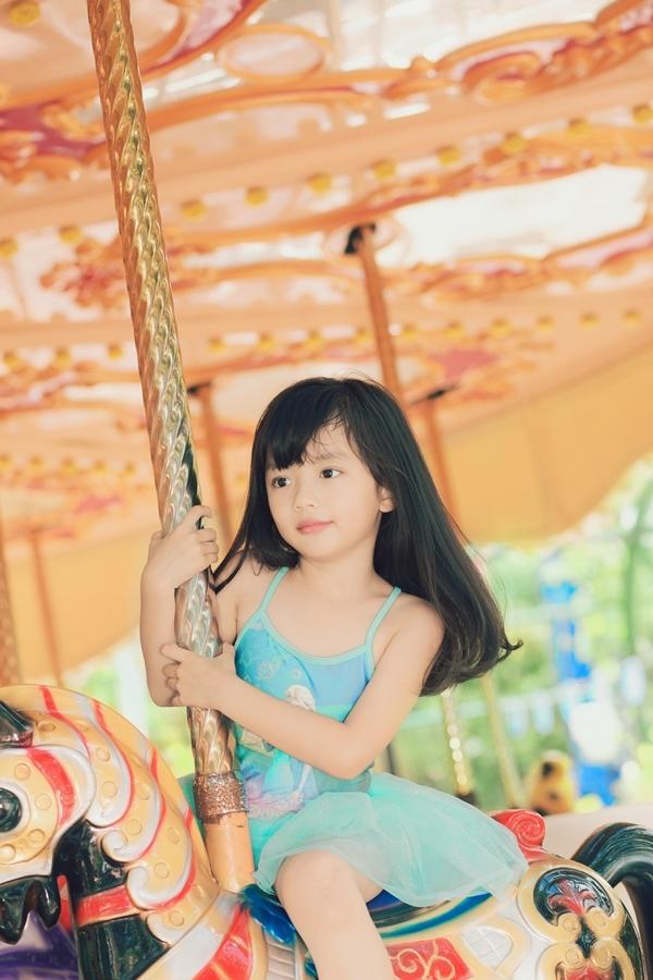 Ngỡ ngàng vẻ dễ thương siêu cấp của con gái hoa hậu Ngọc Diễm - Tin sao Viet - Tin tuc sao Viet - Scandal sao Viet - Tin tuc cua Sao - Tin cua Sao