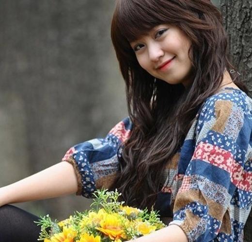 Hot girlMi Vân.(Nguồn: Internet)