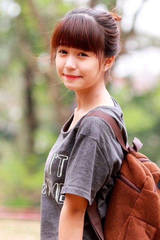 Hot girlMẫn Tiên.(Nguồn: Internet)