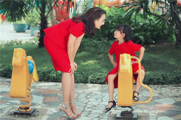 Bé Chiko ngoan ngoãn, thông minh, tự lập ngay từ nhỏ vàluôn là niềm tự hào của mẹ Ngọc Diễm. - Tin sao Viet - Tin tuc sao Viet - Scandal sao Viet - Tin tuc cua Sao - Tin cua Sao
