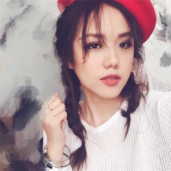 Hot girlPhương Ly.(Nguồn: Internet)