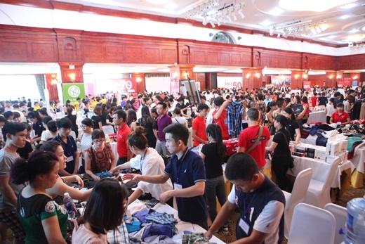 Sự kiện VStyle's Private Sale tại khách sạn Grand Plaza Hanoi tháng 9/2015