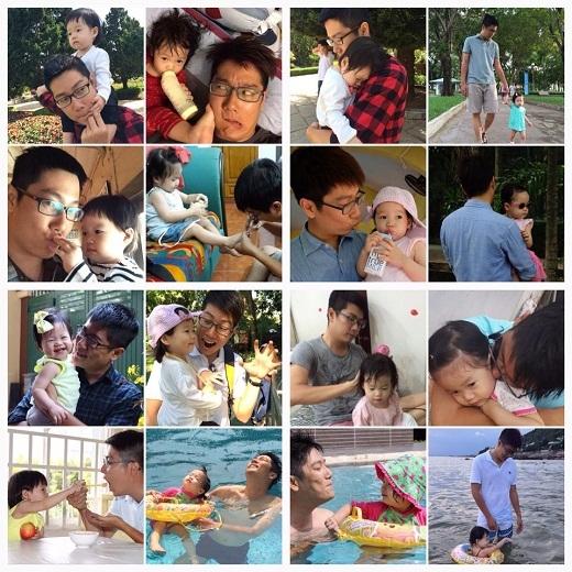 Những khoảnh khắc ngọt ngào củaMC Thanh Điền bên con gái cưng - Tin sao Viet - Tin tuc sao Viet - Scandal sao Viet - Tin tuc cua Sao - Tin cua Sao