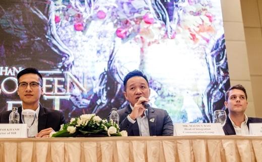Siêu mẫu Võ Hoàng Yến xuất hiện cá tính tại họp báo The Wave - Tin sao Viet - Tin tuc sao Viet - Scandal sao Viet - Tin tuc cua Sao - Tin cua Sao