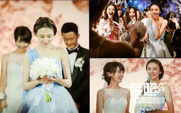 Tháng 5/2014, Ngô Kinh và diễn viên Tạ Nam kết hôn tại Bắc Kinh. Tại hôn lễ, Trịnh Sảng là người may mắn đánh bại Liễu Nham, giành hoa cưới. Lúc đó, cô và Trương Hàn vẫn trong giai đoạn tình cảm. Một tháng sau, Trịnh Sảng lên báo thừa nhận chuyện đổ vỡ. Tháng 8 vừa rồi, cô lại tiết lộ hẹn hò nam ca sĩ Hồ Ngạn Bân bất chấp ngoại hình kém thế của anh. Nhưng theo tin mới nhất, họ cũng bí mật chia tay sau vài tuần công khai.