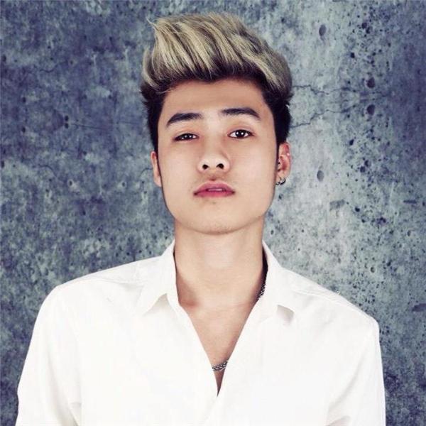 """Vương Anh -Những anh chàng hot boy Hà Nội thường """"hút hồn"""" phái nữ bởi khuôn mặt nam tính, góc cạnh.(Ảnh: Internet)"""