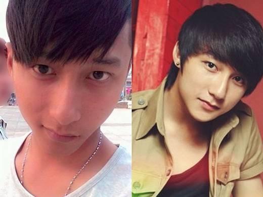 """Viễn Thiện nổi lên như phiên bản """"da ngăm"""" của nam ca sĩ trẻ Sơn Tùng M-TP.(Ảnh: Internet)"""