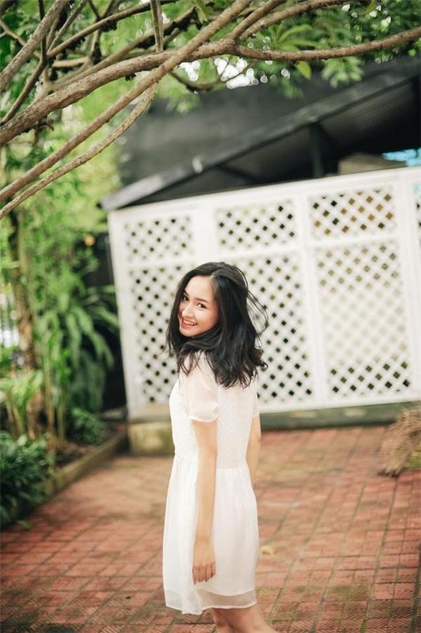 Sở hữu khuôn mặt xinh xắn, dễ thương, Lê Vi hiện đang là người mẫu ảnh rất được săn đón và yêu mến.(Ảnh: Internet)