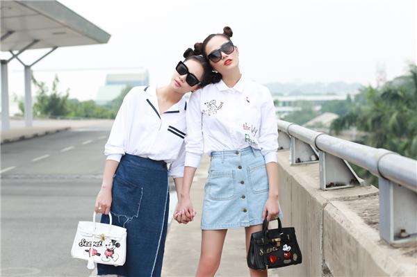 Thời trang dạo phố ngày lạnh trẻ trung cho những cô nàng nhí nhảnh
