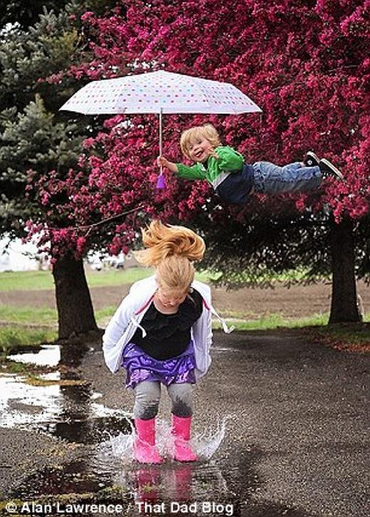 ... hay che dù cho chị gái.