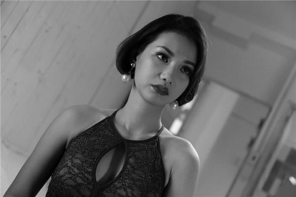 Gái một con Quỳnh Chi xuất hiện đằm thắm sau cú sốc hôn nhân - Tin sao Viet - Tin tuc sao Viet - Scandal sao Viet - Tin tuc cua Sao - Tin cua Sao