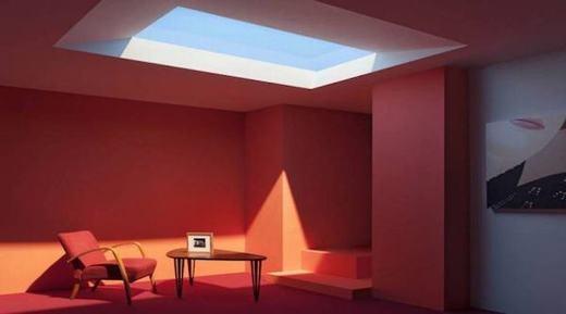 Chúng ta đang bước vào những ngày đầu tiên của mùa đông. Nhưng nếu bạn thèmnắng hè, hãy vào căn phòng có tên Coelux. Những ngọn đèn sẽ mô phỏng ánh nắng với nhiệt độ, tia sáng… hết sức chính xác, đồng thời trần nhà cũng được tạo thành màu xanh như bầu trời. Được biết, chi phí cho Coelux lên tới 61.000 USD (gần 1,4 tỉ đồng). (Ảnh: Internet)