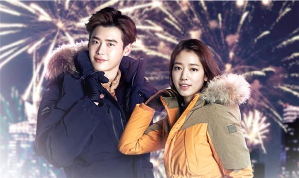 Tan chảy trước loạt ảnh tình cảm của Lee Jong Suk và Park Shin Hye