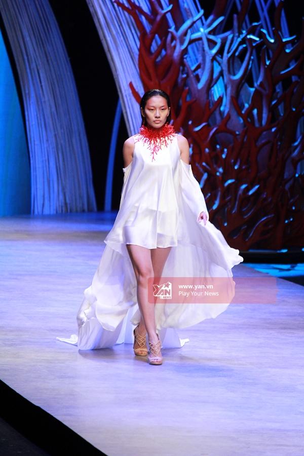 Chính chất liệu vải giúp người mặc thoải mái, tự tin hơn.