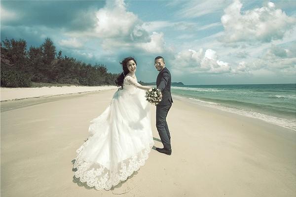 Ảnh cưới đẹp đến nao lòng củacả hai. - Tin sao Viet - Tin tuc sao Viet - Scandal sao Viet - Tin tuc cua Sao - Tin cua Sao