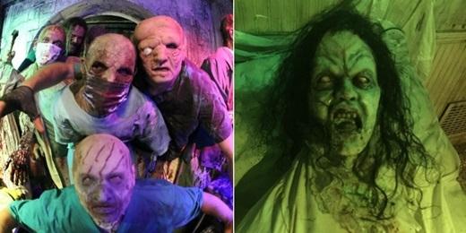 Trong số 13 ngôi nhà ma đáng sợ nhất nước Mĩ, Creepyworld là nghĩa trang duy nhất với những con búp bê cực kì kinh dị. (Nguồn: BuzzFeed)