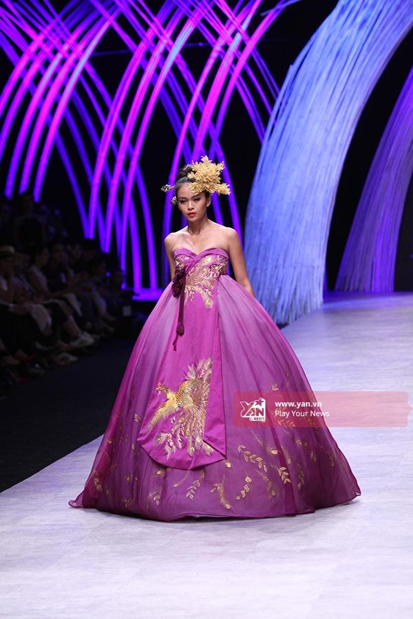 Mâu Thủy - Quán quân Vietnam's Next Top Model 2013