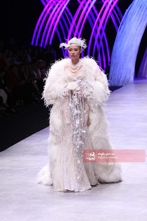 Chân dài Mai Giang - Quán quân Vietnam's Next Top Model 2012