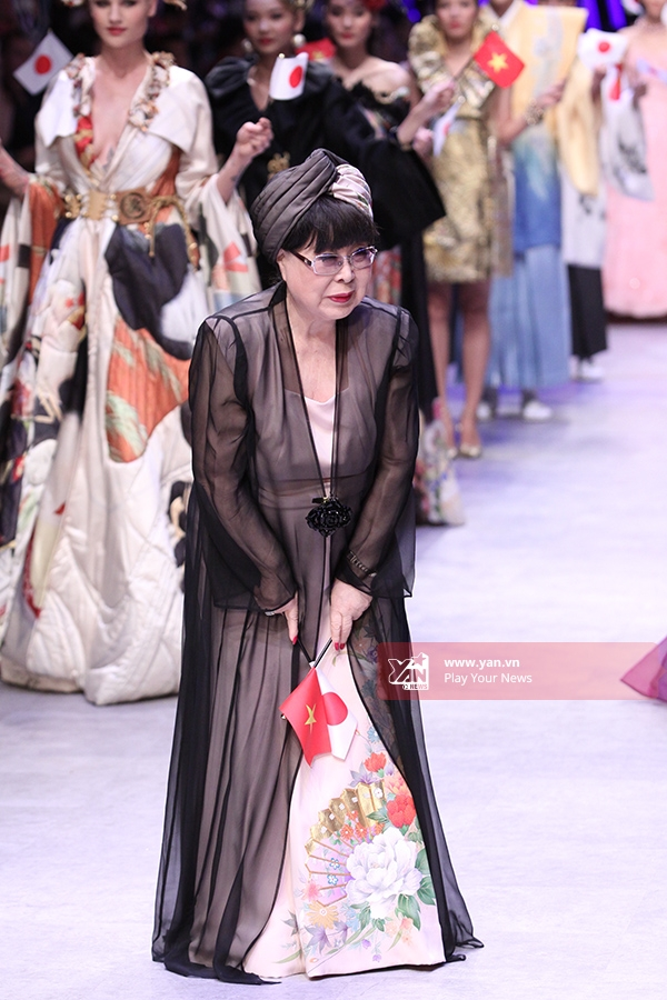 Nhà thiết kế Yumi Katsura