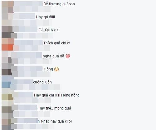 Fan ngất lên ngất xuống với ca khúc mới của Tiên Tiên - Tin sao Viet - Tin tuc sao Viet - Scandal sao Viet - Tin tuc cua Sao - Tin cua Sao