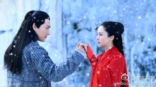 Những cặp diễn viên xứng đôi nhất trong phim Kim Dung