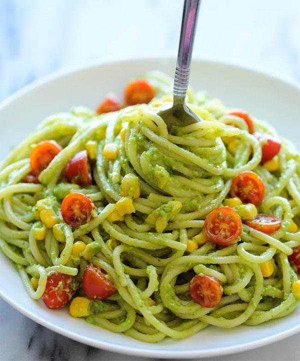 Mì Ý công thức mới béo, bùi vị bơ quyến rũ.(Nguồn: Internet)