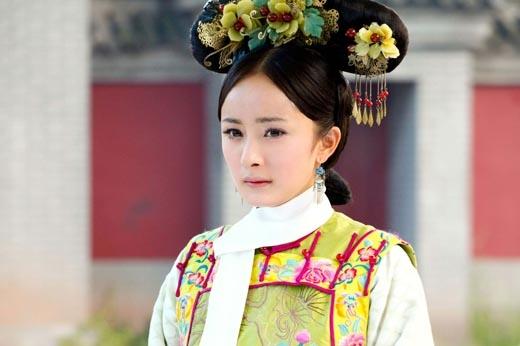 Mĩ nhân Hoa ngữ một bước thành sao nhờ phim cổ trang