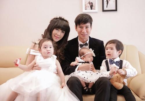 Lý Hải cùng vợ con - Tin sao Viet - Tin tuc sao Viet - Scandal sao Viet - Tin tuc cua Sao - Tin cua Sao