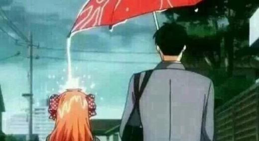 Đôi khi, những khung cảnh lãng mạn bị phá như thế này! (Ảnh: Internet)