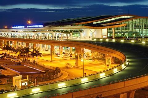 Sân bay Tân Sơn Nhất bị đánh giá thấp về chất lượng dịch vụ.