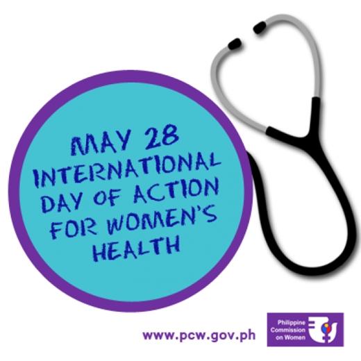 Ngày28/5 hàng năm được chọn là Ngày Quốc tế hành động vì sức khỏe phụ nữ. (Nguồn: Internet)