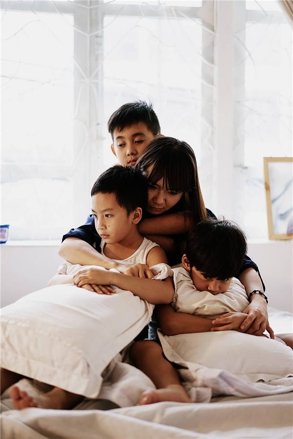 Lấy đề tài từ cuộc sống gia đình, tác giả đã khéo léo tìm được sự đồng cảm trong mỗi con người. Đó là những nhu cầu về hạnh phúc cũng như khao khát một mái ấm bình yên thực sự.