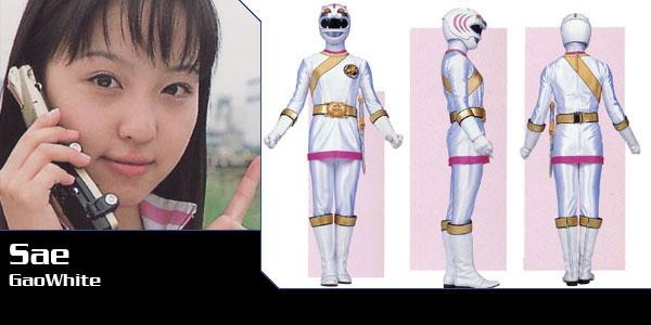 Gao Trắng - Mio Takeuchi: Sau khi series này kết thúc thì Mio chỉ tham gia vào hai phim, rồi chuyển sang lĩnh vực ca hát.